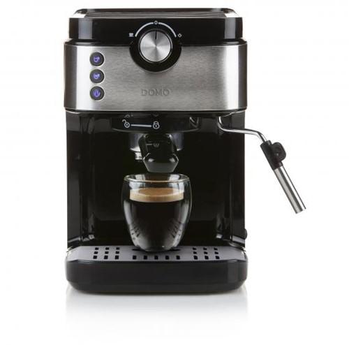 DOMO DO711K Espresso 19bar, zwart + RV