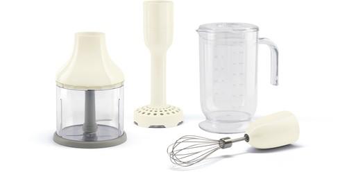 SMEG HBAC01CR Handblender accessoires - crème
