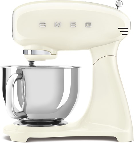 SMEG SMF03CREU  Keukenmachine - inox mengkom volume4,8 liter - crème