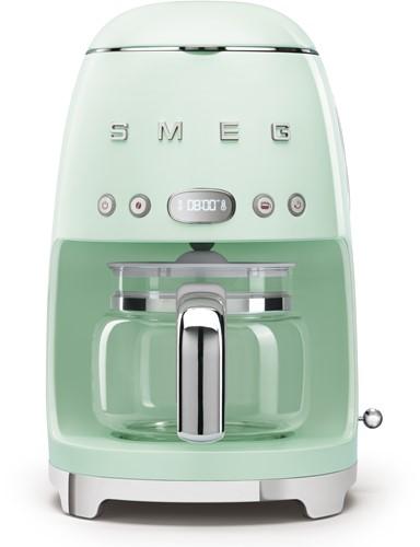 SMEG DCF02PGEU Koffiezetapparaat - pastelgroen