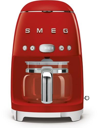 SMEG DCF02RDEU Koffiezetapparaat - rood