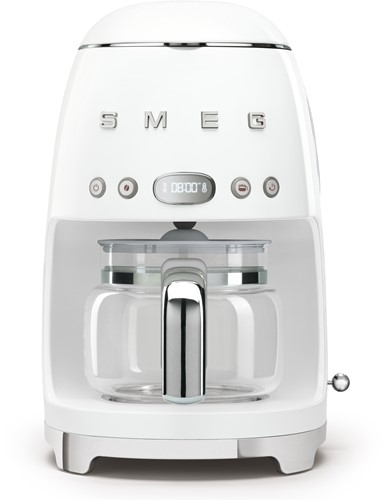 SMEG DCF02WHEU Koffiezetapparaat - wit