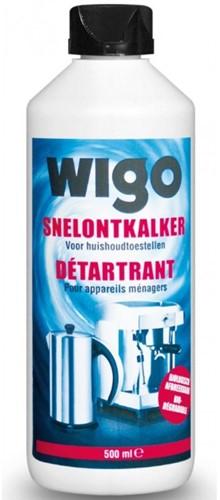 WIGO Ontkalker Luchtbehandeling 500ml Biologisch afbreekbaar - op basis van enzymen