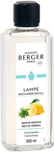 LAMPE BERGER PARFUM 500ML ZESTE DE VERVEINE-ZEST OF VERBENA