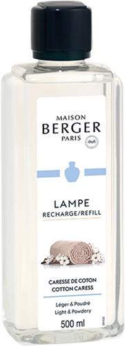 LAMPE BERGER PARFUM 500ML CARESSE DE COTON-COTON DREAMS