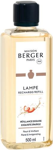 LAMPE BERGER PARFUM 500ML PETILLANCE EXQUISE- EXQUISIT SPARKLE