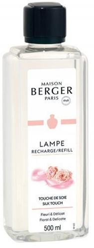 LAMPE BERGER PARFUM 500ML TOUCHE DE SOIE - SILK TOUCH