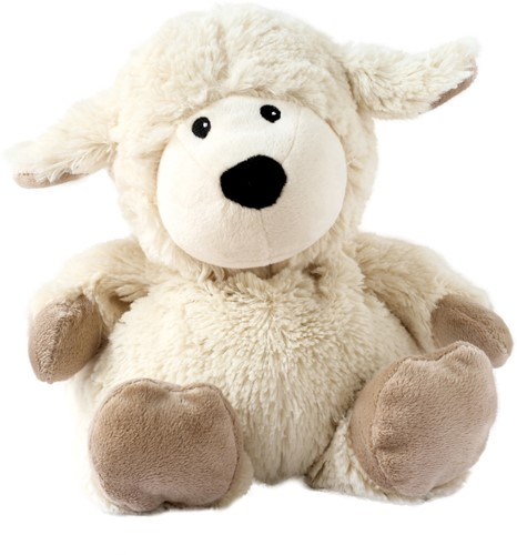 Warmies Magnetroknuffel Sheep White