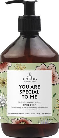 THE GIFT LABEL 1011348 HANDZEEP YOU ARE SO SPECIAL TO ME
