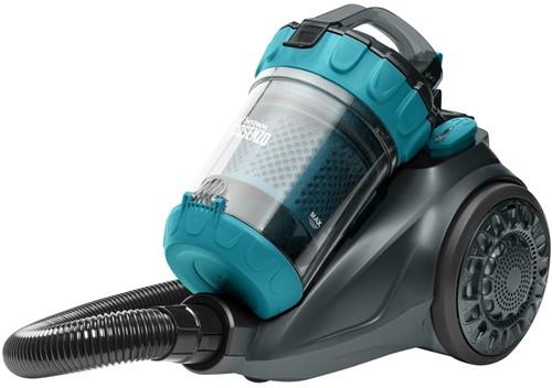 BESTRON ABL930SR Stofzuiger Ecosenzo Plus Blauw/Grijs