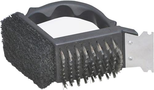 POINT-VIRGULE PV-BBQ-0216 borstel voor barbecue 11.5x7x10cm