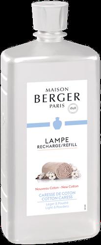 LAMPE BERGER PARFUM LAMP 1L CARESSE DE COTON-COTON DREAMS