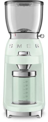 SMEG CGF01PGEU Koffiemolen - pastelgroen