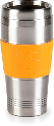 DOMO DO439K-B Beker My Coffee oranje