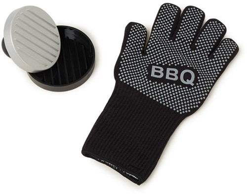 SAGAFORM 5003398 GS BBQ glove&press