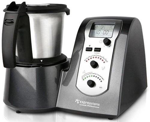 ESPRESSIONS Mycook Professional 1.800 Watt