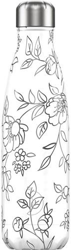 CHILLYS B500LDFLR Line Art Floral 500ml