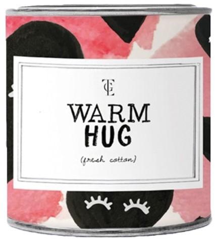 THE GIFT LABEL 1011703 GEURKAARS WARM HUG JASMINE VANILLA