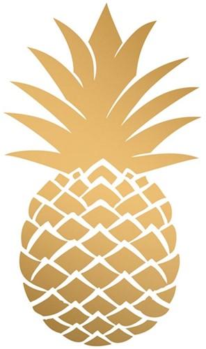 PPD Golden Pineapple 25x25 cm