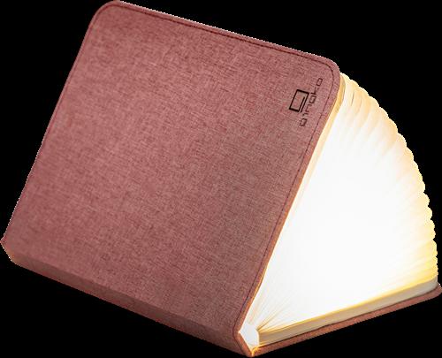 GINGKO BOOKLIGHT FABRIC Large Blush Pink