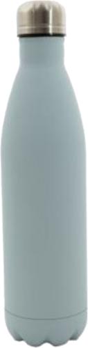 POINT-VIRGULE PV-LIV-7151 dubbelwandige isoleerfles uit RVS Grijsblauw 750ml