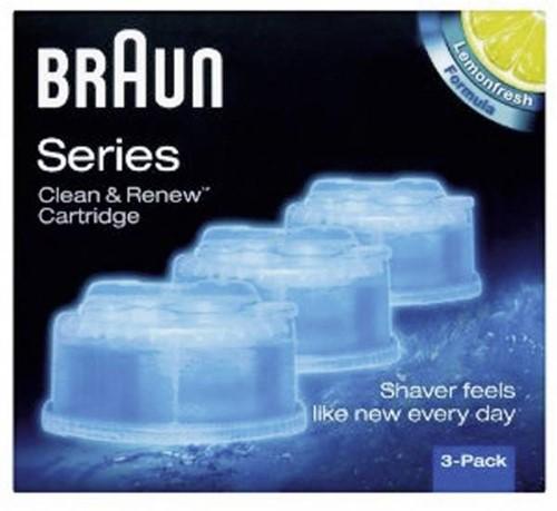 BRAUN CCR3 CLEAN & RENEW REFILL