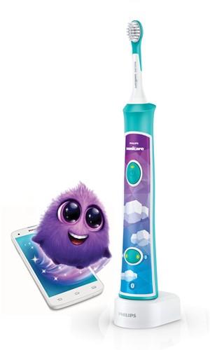 PHILIPS HX6321/03 Sonische, elektrische tandenborstel met ingebouwde Bluetooth®
