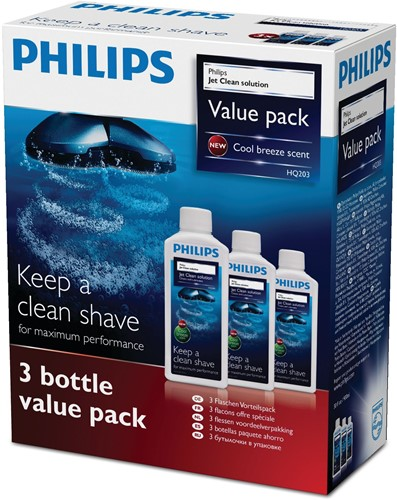 PHILIPS JET CLEAN-OPLOSSING HQ203/50