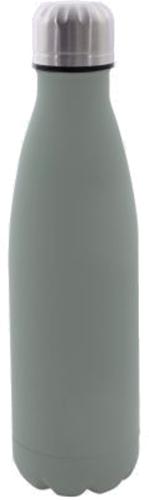 Basic by POINT VIRGULE dubbelwandige isoleerfles uit rvs saliegroen 500ml