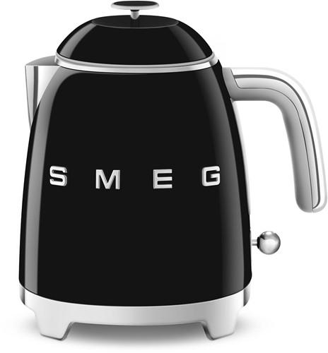 SMEG KLF05BLEU Mini waterkoker - volume 0,8 liter - zwart
