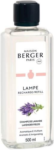 LAMPE BERGER PARFUM 500ML CHANT DE LAVANDE - LAVENDER FIELDS