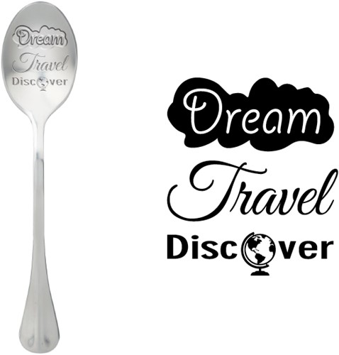 ONE MESSAGE SPOON Dream Travel Discover