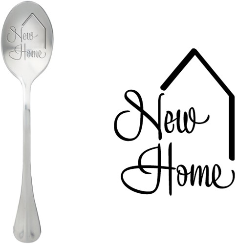 ONE MESSAGE SPOON New Home