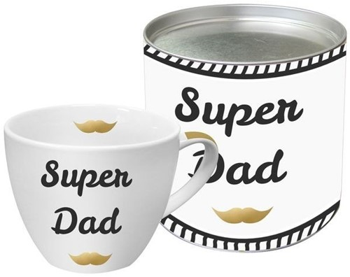 PPD 603066 Super Dad Real Gold Grote Tas