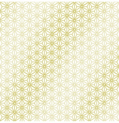 PPD Ginza gold 25x25 cm