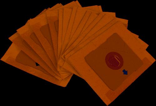 DOMO DO7282S-SET2 Set stofzakken (10st)