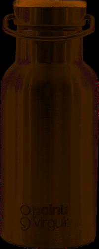 POINT-VIRGULE PV-LIV-6520 dubbelwandige isoleerfles uit rvs 350ml
