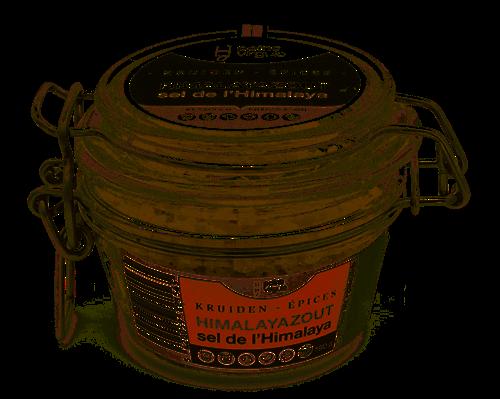 POINT-VIRGULE PV-BBQ-0290 Himalayazout met kruiden 190g (per 6st.)