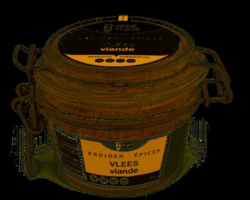POINT-VIRGULE PV-BBQ-0293 vleeskruiden 110g (per 6st.)